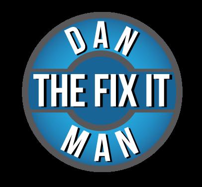Dan the Fix it Man Logo
